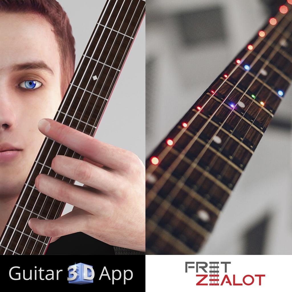 Guitar3D & FretZealot