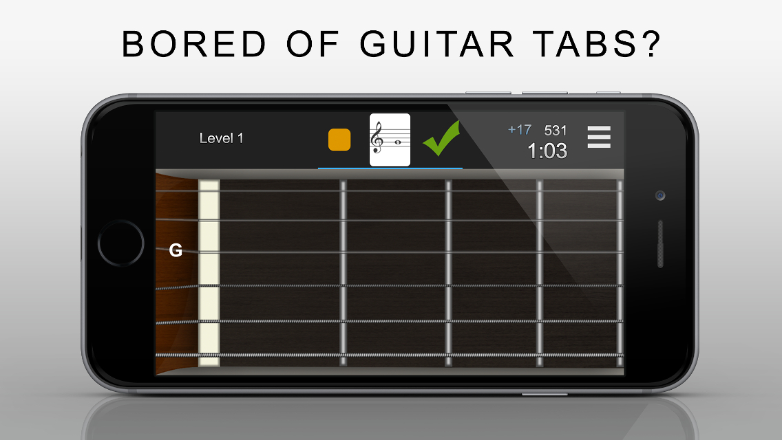 Guitar Scorist Screenshot 1