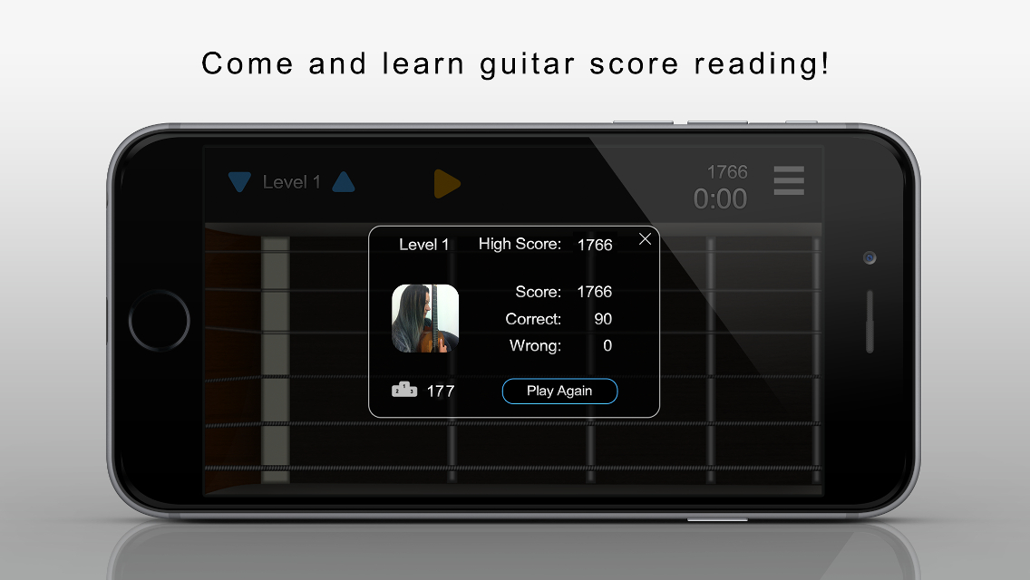 Guitar Scorist Screenshot 2
