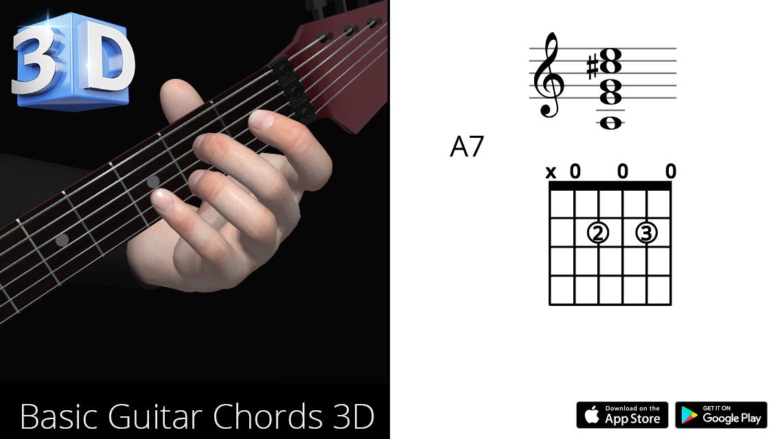 Guitar3D A7