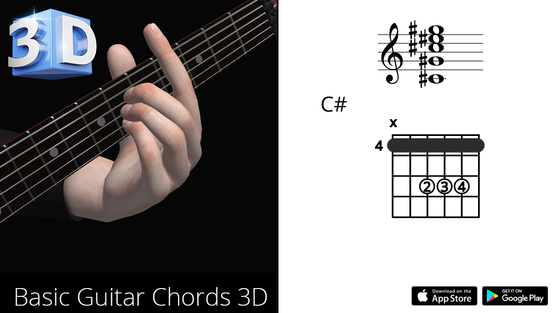 Guitar3D C#